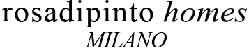 Logo Rosadipinto Homes